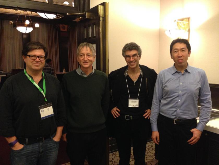 deeplearningpioneersatnipsconference2014inmontreal